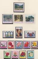 New Zealand    .     SG   .   Page With Stamps       .       *   .    Mint-hinged   .   /   .   Ongebruikt - Nieuw-Zeeland