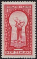 New Zealand    .     SG   .   576      .       *   .    Mint-hinged   .   /   .   Ongebruikt - 1907-1947 Dominion