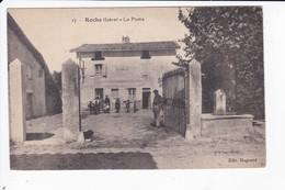 ROCHE - LA POSTE - 38 - Autres Communes