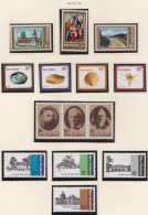 New Zealand    .     SG   .   Page With Stamps        **   .     MNH    .   /   .     Postfris - Nieuw-Zeeland