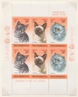 New Zealand    .     SG   .   MS  1323       .           **   .     MNH    .   /   .     Postfris - Blokken & Velletjes