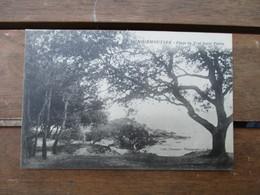 CPA 85  NOIRMOUTIER PLAGE DU FORT SAINT PIERRE - Noirmoutier
