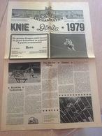 VIEUX JOURNAL CIRQUE KNIE DIMITRI 1979 - Voyage & Divertissement