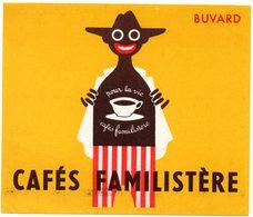 Buvard Café Familistère - Café & Thé