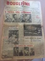 BOUGLIONE MAGAZINE 1956 - Journaux - Quotidiens