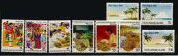 La Culture Malaise à L'île COCOS (Océan Indien) 9 Timbres Neufs **, 3 Séries Complètes. Côte 20,00 € EUR - Cocos (Keeling) Islands