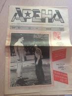 APEHA - MAGAZINE RUSSE SUR LE CIRQUE - 1984 - Journaux - Quotidiens