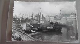 GRAND FORT PHILIPPE Les Bateaux De Pêche édition TOP N°168 - Gravelines