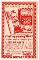 Buvard Cirage, Produit Maxi. Mojau Pour Les Chaussures. - Produits Ménagers