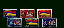 Mauritius - MICHEL Nr. 313/318 Postfrisch / ** / Mnh  [U4-MRI59] - Mauritius (1968-...)