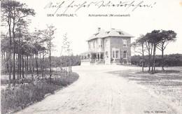 FELDPOST ACHTERBROEK 1915 VILLA DUFFELAER HOF - Prop. De Mr Edmond Steyaert - KALMTHOUT WUUSTWEZEL - UITG. VERVOORT - Kalmthout
