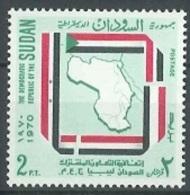 Sudan - MICHEL Nr. 267 Postfrisch / ** / Mnh  [U4-SDN5] - Sudan (1954-...)