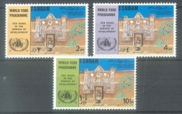 Sudan - MICHEL Nr. 301/303 Postfrisch / ** / Mnh  [U4-SDN13] - Sudan (1954-...)