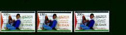 Sudan - MICHEL Nr. 555/557 Postfrisch / ** / Mnh  [U4-SDN36] - Sudan (1954-...)