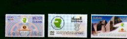 Sudan - MICHEL Nr. 561/563 Postfrisch / ** / Mnh  [U4-SDN40] - Sudan (1954-...)