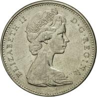 Monnaie, Canada, Elizabeth II, 5 Cents, 1972, Royal Canadian Mint, Ottawa, SUP - Canada