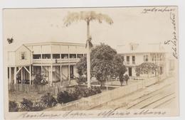 United Fruit Co. Buildings, Puerto Cortes, Honduras - F.p. Fotografica - Anni '1910 - Honduras