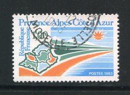 FRANCE- Y&T N°2252- Oblitéré - Usados
