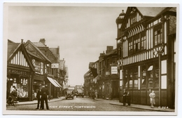 NORTHWICH : HIGH STREET - Angleterre