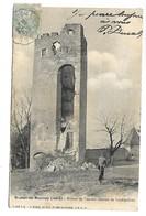 SAINT JEAN DE BOURNAY - Ruines De L'ancien Château De Lesdiguières - Saint-Jean-de-Bournay