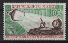 Niger (1970) Yv. Av. 128  / Medecin - Health - Microscope - Geneeskunde