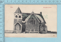 Kars Ontario - Used In 1908, Former Methodist Church, Now A United Church Of Canada - Postcard Carte Postale - Otros