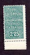 Algérie Colis Postaux  N°43Ca   N** LUXE  Cote 150 Euros !!!RARE - Algérie (1924-1962)
