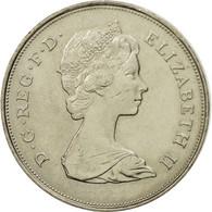 Monnaie, Grande-Bretagne, Elizabeth II, 25 New Pence, 1981, SUP, Copper-nickel - 1971-… : Monedas Decimales