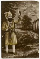 INDIA : GURU GOBIND SINGH - India