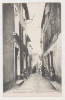 Gard VALLABREGUES  Rue De L'hôtel De Ville (voir Au Verso Description De L'inondation De 1919) - Autres Communes
