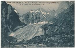 Refuge De Tuckett (05) - Vue Sur Le Col De La Temple, Le Pic Coolidge Et Le Fifre - Sin Clasificación