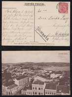 Brazil Brasil 1921 Picture Postcard PORTO ALEGRE To MUNICH Germany - Brasilien