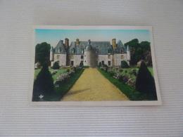 Carte Postale Chênedouit- Le Chateau - Façade Des Jardins - France