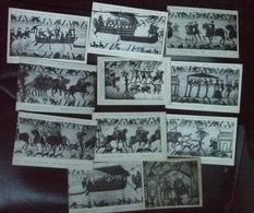 FRANCE - Bayeaux - Bayeaux Tapestry - 11 X Vintage Postcards - Postcards