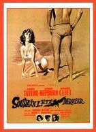 Carte Postale : Soudain L'été Dernier (Elizabeth Taylor - Cinéma Affiche Film) Illustration Michel Gourdon - Gourdon