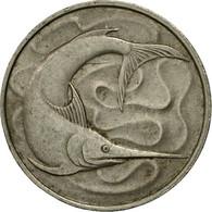 Monnaie, Singapour, 20 Cents, 1975, Singapore Mint, TTB, Copper-nickel, KM:4 - Singapour