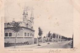 18466Waalwijk, St. Antoniuskerk (poststempel 1905) - Waalwijk