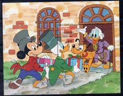 LESOTHO   Timbre Neuf ** De 1983 ( Ref 491 A ) Disney -  Mickey -Pluto  Noël - Lesotho (1966-...)