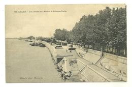 13 ARLES BORDS DU RHONE TRINQUETAILLE BOUCHES DU RHONE - Arles