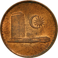 Monnaie, Malaysie, Sen, 1982, TB, Copper Clad Steel, KM:1a - Malaysie