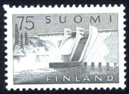 Finland Sc# 363 MNH 1959 Pyhakoski Power Station - Finland