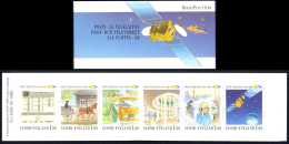 Finland Sc# 781a MNH Complete Booklet 1988 Postal Service 300th - Finlande