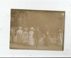 AGEN (47) PHOTO DES FETES PRESIDENTIELLES DE 1906 - Places