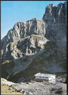 Italy Rifugio Albani (Bergamo) 1980 / Panorama / Presolana / Club Alpino Italiano - Bergamo