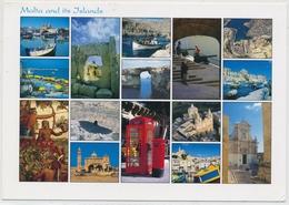 Malta And Its Islands - Malte