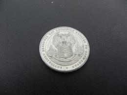 Medal - Twehonderdjarig  Jubelfest Antwerpen 1884 - Belgique