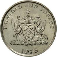 Monnaie, TRINIDAD & TOBAGO, 10 Cents, 1976, Franklin Mint, SUP, Copper-nickel - Trinité & Tobago