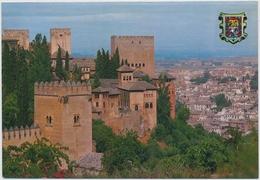 La Alhambra Y La Ciudad - Granada - Espagne