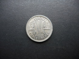 Australia 3 Pence 1963 Elizabeth II - Moneda Pre-decimale (1910-1965)