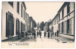 Bree - Nieuwstadterstraat 1908 (Geanimeerd) - Bree
